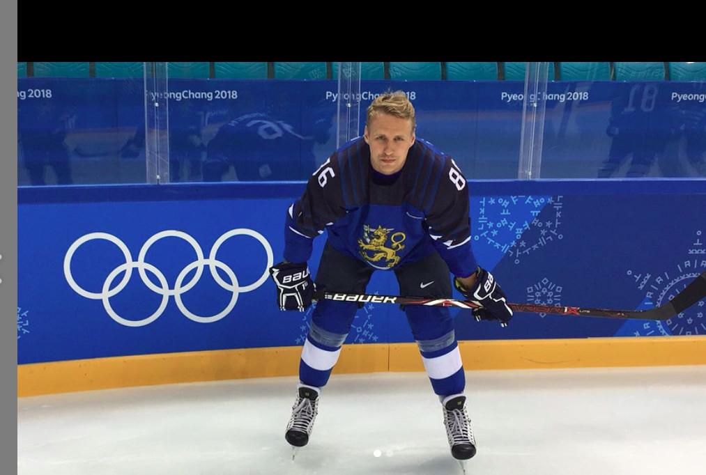 MM-jääkiekkoilija Veli-Matti Savinaisen hyvä palautuminen ja paremmat unet